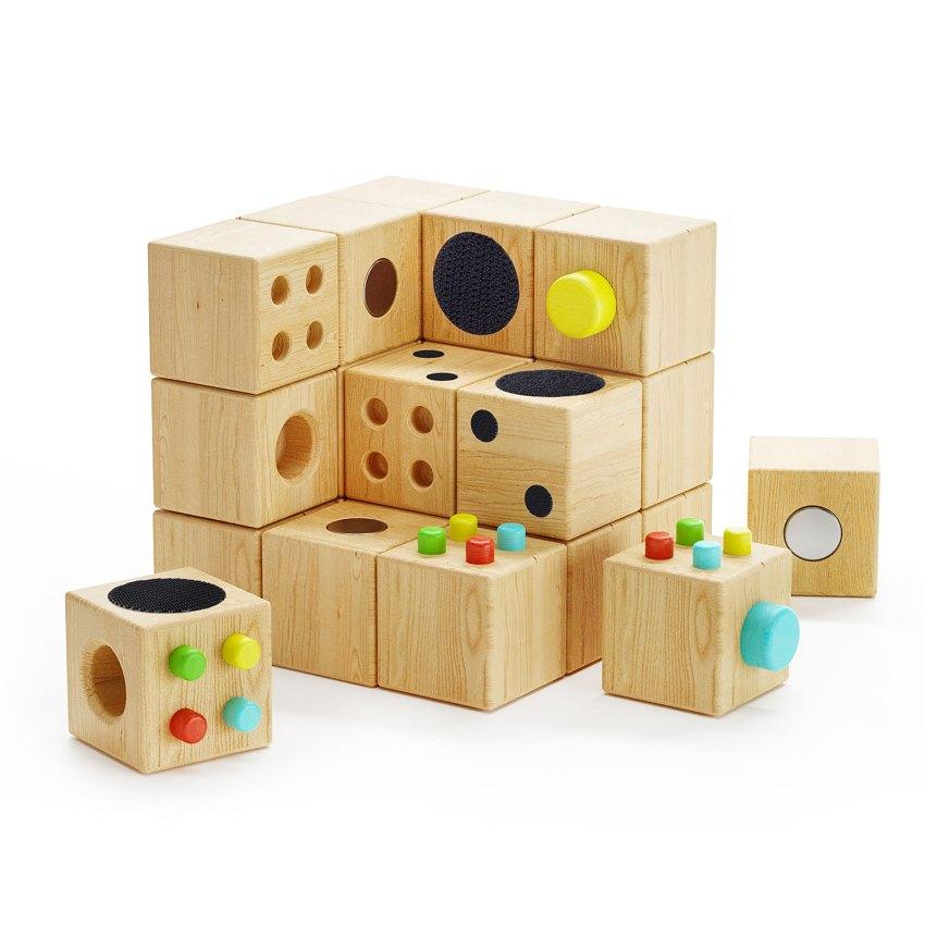 Cubecor Wood Toy byEsmail Ghadrdani