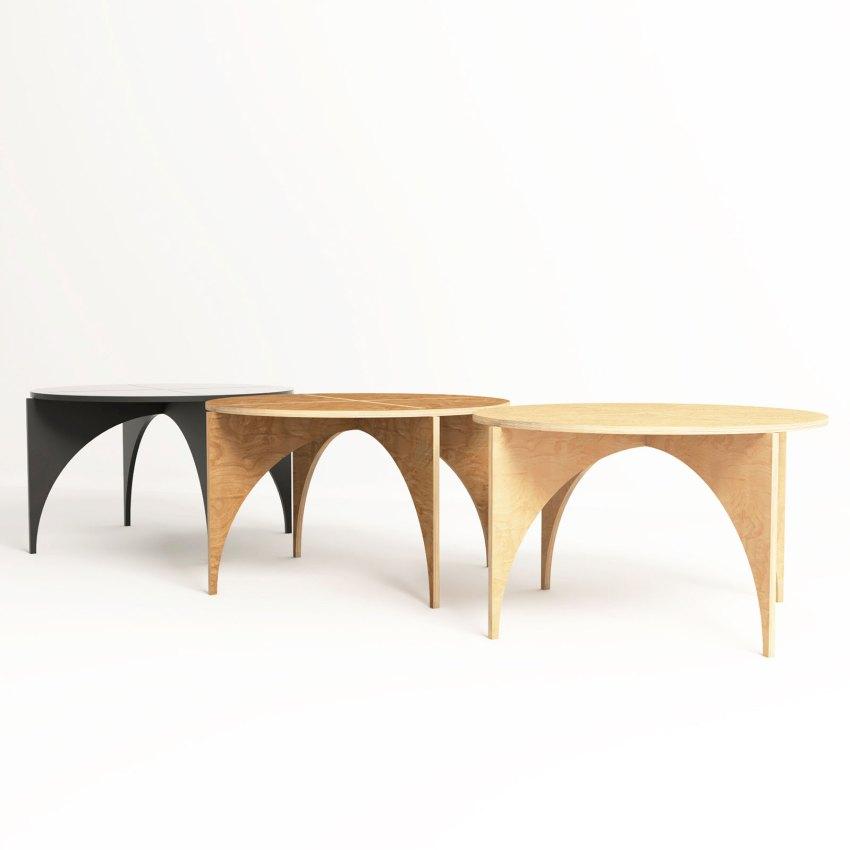 So Logic Multifunctional Table bySO Arquitetos Design Team