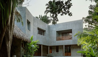 Higueras House COA arquitectura exterior featured