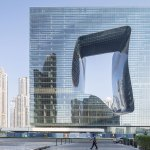 Zaha Hadid Opus Dubai ©LaurianGhinitoiu