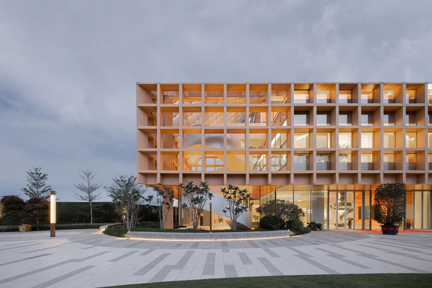 Sanya Farm Lab clou architects