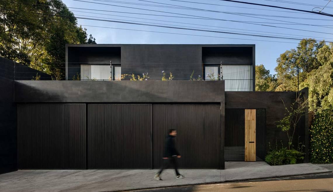 Luvia House PPAA Perez Palacios Architects exterior