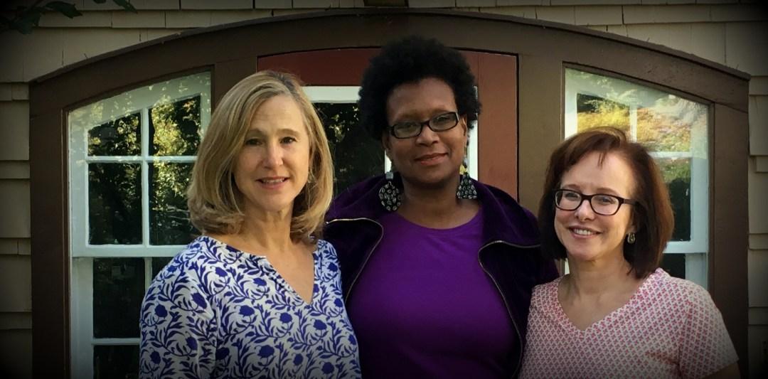 ArchForKids Partners Karen Orloff, Kathryn Slocum, Janny Gedeon