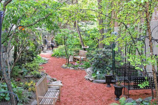 Little Garden in the East Village