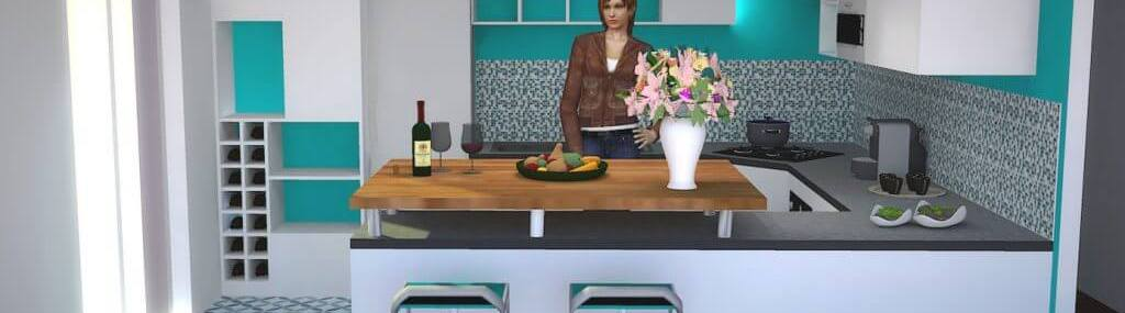 Projet rénovation cuisine