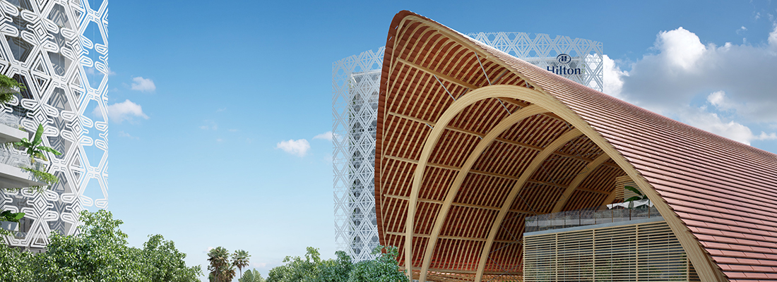 Star Mountain Plaza | Grimshaw Architects | Pacific Asia