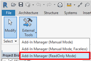 debugging revit add-ins | archi-lab