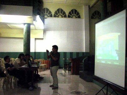 Global Green Architecture - LCC Students explain the Design - Bacolod