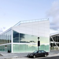 High Speed Train Station in Logroño by Ábalos + Sentkiewicz arquitectos