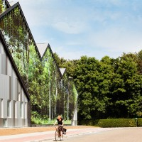 Academie MWD Dilbeek by Carlos Arroyo