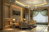 European-style-living-room-sofa-design