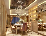 European-style-luxury-dining-room-design