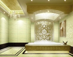 Luxury-bathroom-European-style