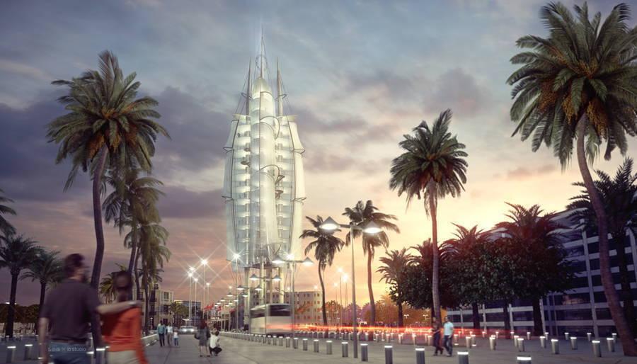 une-tour-pour-symboliser-la-evolution-tunisienne-3