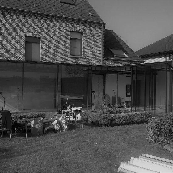 Woning Mechelen - nieuwbouw uitbreiding