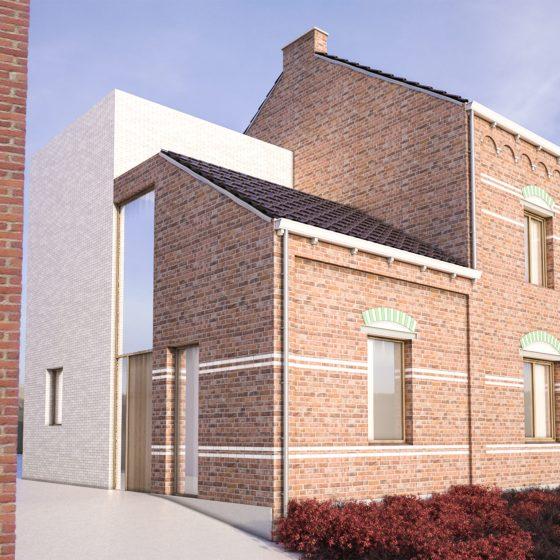 Woning Diepenbeek - renovatie