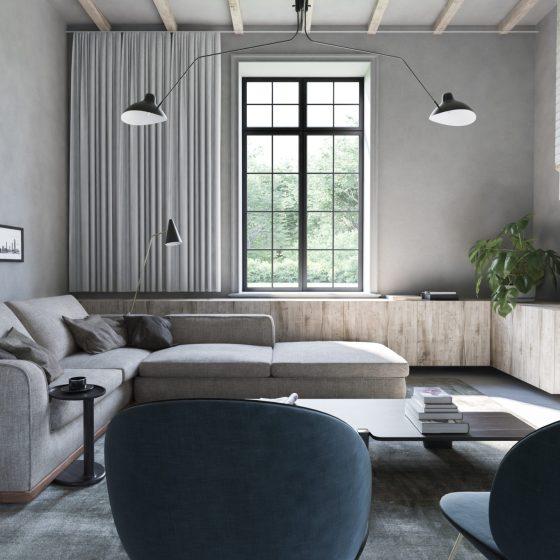 Renovatie: jouw interieurarchitect brengt harmonie in jouw leef- en werkruimte