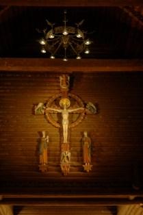 Detalj, Belysning av kors