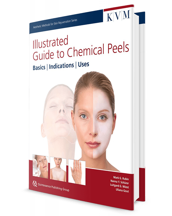 illustrated guide chemical peels