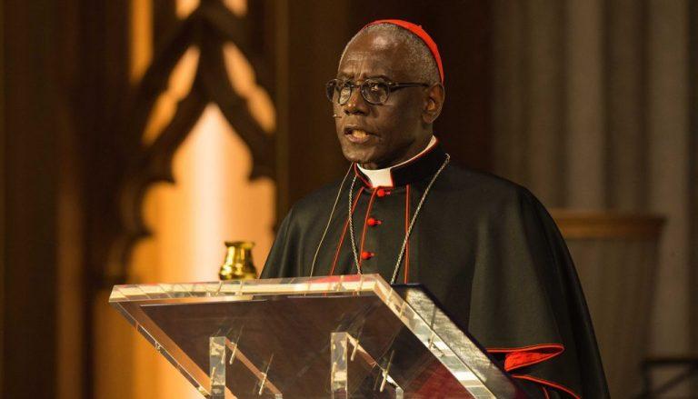Congrégation pour le Culte divin: démission du cardinal Robert Sarah