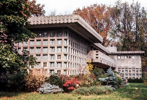 Turkel Residence. Ruth and Rick Meghiddo, 1971. All Rights Reserved.