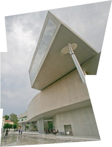 MAXXI Museum.Copyright Ruth and Rick Meghiddo, 2010. All Rights Reserved.