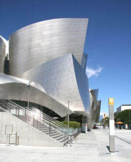 Walt Disney Concert Hall. Ruth and Rick Meghiddo, 2012. All Rights Reserved.
