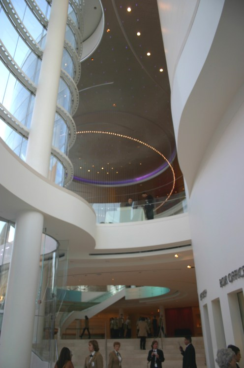 Segerstrom Concert Hall. Copyright Ruth and Rick Meghiddo, 2008. All Rights Reserved.