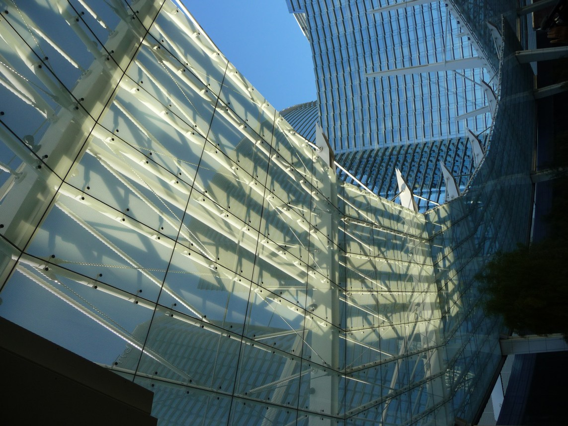 Aria Resort and Casino. Copyright Ruth and Rick Meghiddo, 2013. All Rights Reserved.