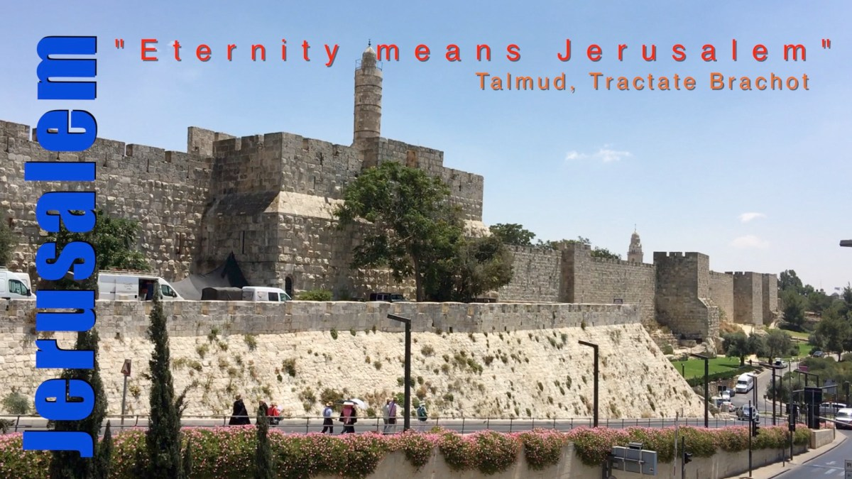 Jerusalem Old City. Copyright Ruth and Rick Meghiddo 2016 - All rights reserved.
