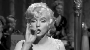 "Marilyn Monroe, ""Some Like It Hot"" (1959)"