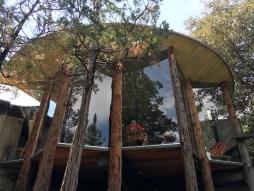 Pearlman Cabin, Idyllwild. Architect: John Lautner.