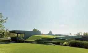 The Barrington Residence, Brentwood, Los Angeles. Architect: Eric Rosen.