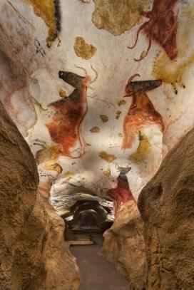 Caves of Lascaux Photo:: Boegly + Grazia photographers,Dan Courtice.