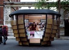 Paperhouse, London, UK. Design: Thomas Heatherwick.