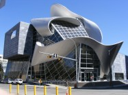 Art Gallery in Alberta. Architect: Frank Gehry.