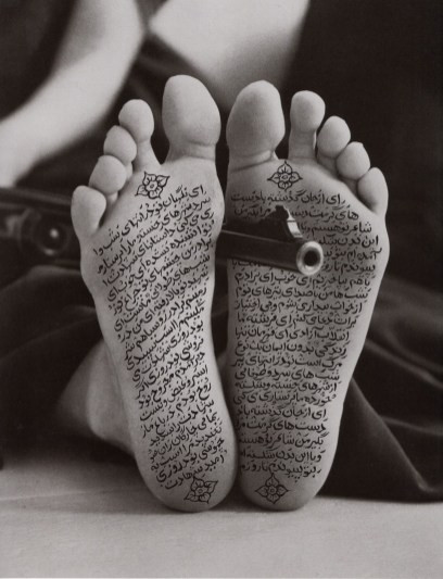 Photo: Shirin Neshat.