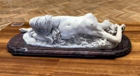Auguste Clesinger, Bachante Couchee (1848) Petit Palais