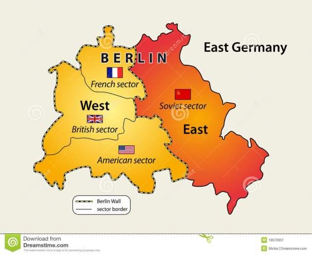 Divided Berlin