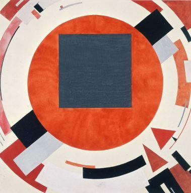 El Lissitzky, Pompidou Center