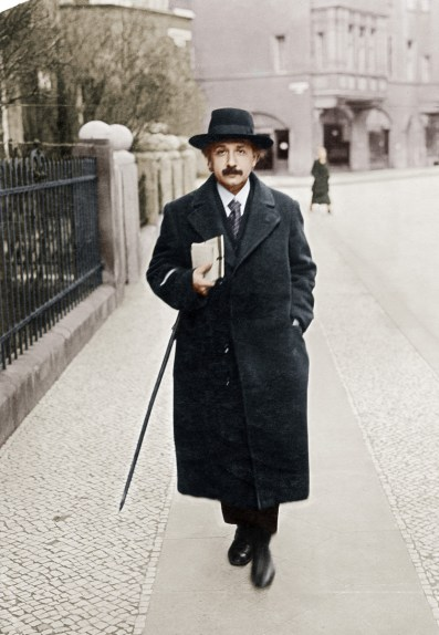 Albert Einstein in Berlin