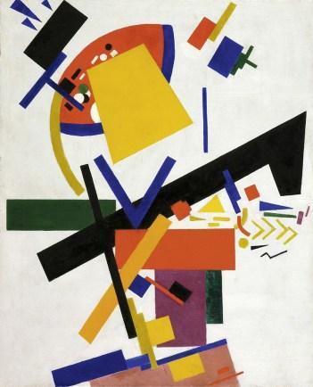 Kazimir Malevich, Suprematism (1915)