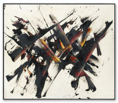 Judit Reigl, Explosion
