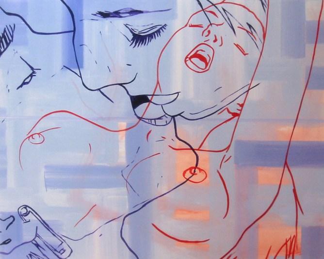 Kiss It. Alejandro Gehry.
