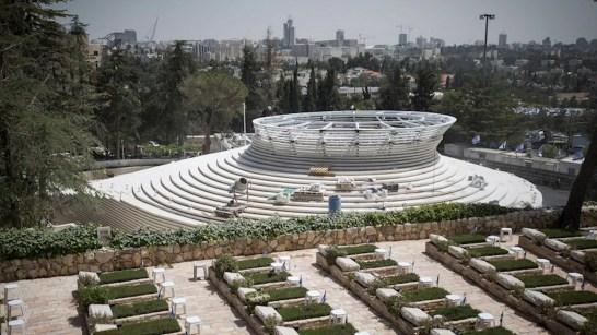 Memorial, Jerusalem