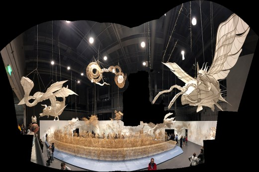 """""""Life Cycle"""" by Ai Wei Wei"""