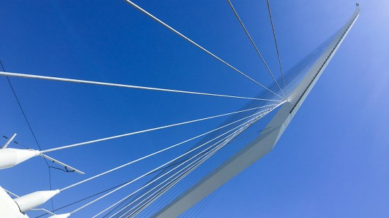 Chords Bridge, Jerusalem. Architect: Santiago Calatrava