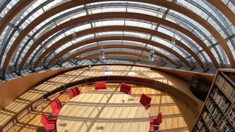 Pathe Foundation, Paris.Architect: Renzo Piano Building Workshop
