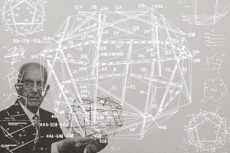 R. Buckminster Fuller, 1895-1983