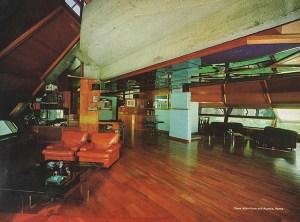 Bi-family house in via Aurelia, 1964